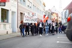 Protest kobiet Gryfów Śląski 02