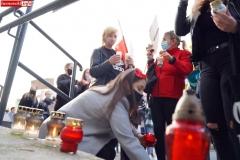 Protest kobiet Gryfów Śląski 06