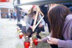 Protest kobiet Gryfów Śląski 08