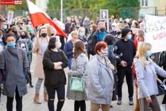 Protest kobiet Gryfów Śląski 12