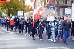 Protest kobiet Gryfów Śląski 17