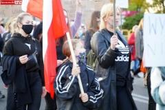 Protest kobiet Gryfów Śląski 18