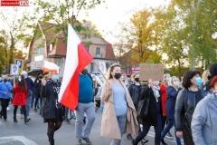 Protest kobiet Gryfów Śląski 19