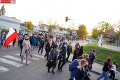 Protest kobiet Gryfów Śląski 20