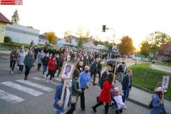 Protest kobiet Gryfów Śląski 22