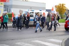 Protest kobiet Gryfów Śląski 23