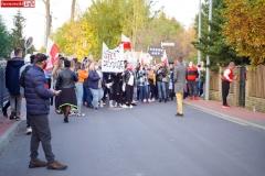 Protest kobiet Gryfów Śląski 27