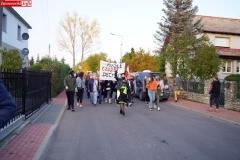 Protest kobiet Gryfów Śląski 28