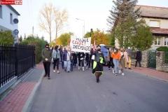 Protest kobiet Gryfów Śląski 29