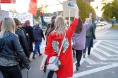 Protest kobiet Gryfów Śląski 30