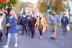 Protest kobiet Gryfów Śląski 33