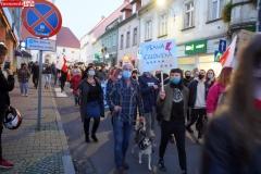 Protest kobiet Gryfów Śląski 39