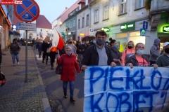 Protest kobiet Gryfów Śląski 40