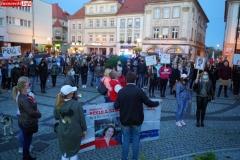 Protest kobiet Gryfów Śląski 43