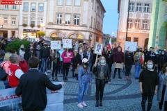 Protest kobiet Gryfów Śląski 44