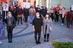 Protest kobiet Gryfów Śląski 45