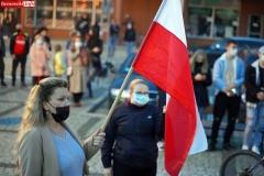 Protest kobiet Gryfów Śląski 46