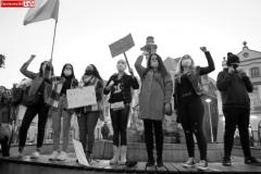 Protest kobiet Gryfów Śląski 49