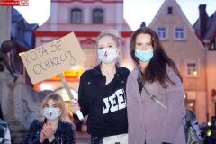Protest kobiet Gryfów Śląski 52