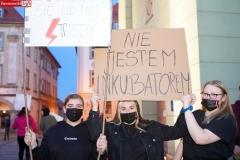 Protest kobiet Gryfów Śląski 54