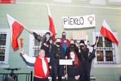 Protest kobiet Gryfów Śląski 56