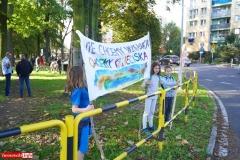 Protest w Mirsku. Stanowcze NIE dla odpadów z Niemiec 03