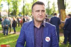 Protest w Mirsku. Stanowcze NIE dla odpadów z Niemiec 06