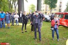 Protest w Mirsku. Stanowcze NIE dla odpadów z Niemiec 11