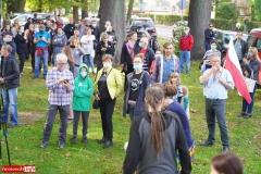 Protest w Mirsku. Stanowcze NIE dla odpadów z Niemiec 15