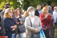Protest w Mirsku. Stanowcze NIE dla odpadów z Niemiec 18