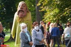 Protest w Mirsku. Stanowcze NIE dla odpadów z Niemiec 21