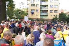 Protest w Mirsku. Stanowcze NIE dla odpadów z Niemiec 23