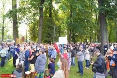 Protest w Mirsku. Stanowcze NIE dla odpadów z Niemiec 27
