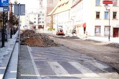 przebudowa placu wolności w Lwówku Śląśkim 1