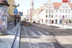 przebudowa placu wolności w Lwówku Śląśkim 2