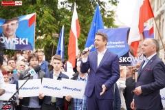 Rafał Trzaskowski w Jeleniej Górze 06
