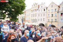 Rafał Trzaskowski w Jeleniej Górze 09