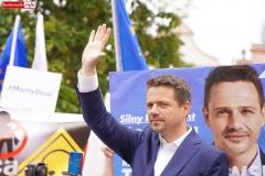 Rafał Trzaskowski w Jeleniej Górze 17
