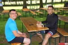 Rajd rowerowy Žacléř - Łupki 05