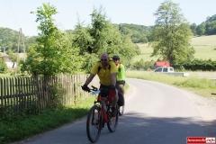Rajd rowerowy Žacléř - Łupki 08