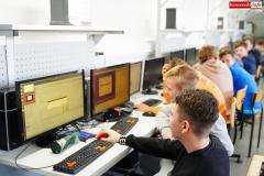 Regionalne Centrum Kształcenia Informatycznego w ZSE-T w Rakowicach Wielkich 02