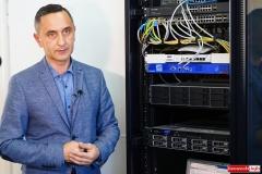 Regionalne Centrum Kształcenia Informatycznego w ZSE-T w Rakowicach Wielkich 12