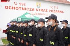 Najpiiękniejsza remiza w Polsce - OSP KSRG Lubomierz 26