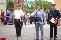Najpiiękniejsza remiza w Polsce - OSP KSRG Lubomierz 55