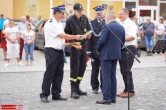 Najpiiękniejsza remiza w Polsce - OSP KSRG Lubomierz 59