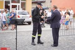 Najpiiękniejsza remiza w Polsce - OSP KSRG Lubomierz 60