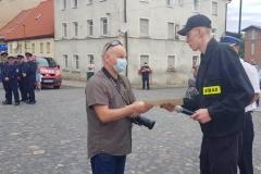 Najpiiękniejsza remiza w Polsce - OSP KSRG Lubomierz 90