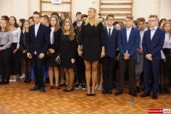 Rozpoczęcie roku w ZSOiZ Lwówek Śląski 2019 02