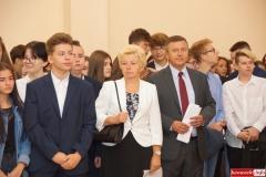 Rozpoczęcie roku w ZSOiZ Lwówek Śląski 2019 06