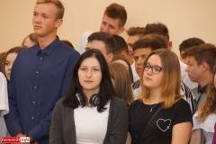 Rozpoczęcie roku w ZSOiZ Lwówek Śląski 2019 10